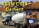 EDXRF for Cement